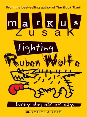 cover image of Fighting Ruben Wolfe
